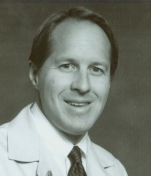 Carl Lewis Backer, M.D., F.A.C.S. Photo